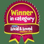 Winner Local and Loved 2015 Sudbury