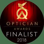 Finalist Family Optician of the Year 2018 Sudbury